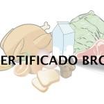 certificado BRC