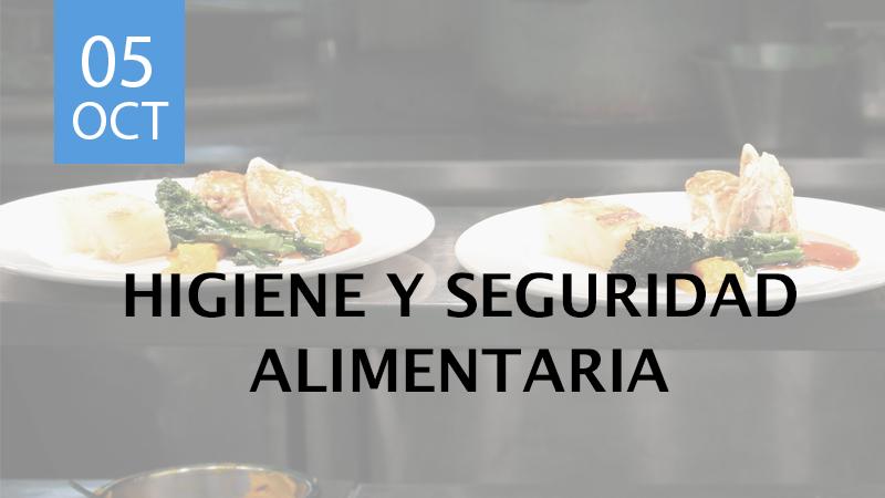 higiene y seguridad alimentaria