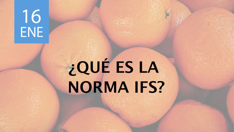 norma IFS