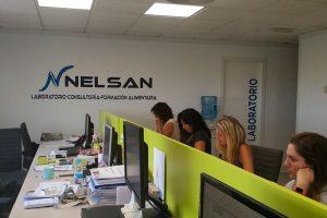 nuevas oficinas Nelsan Alimentaria