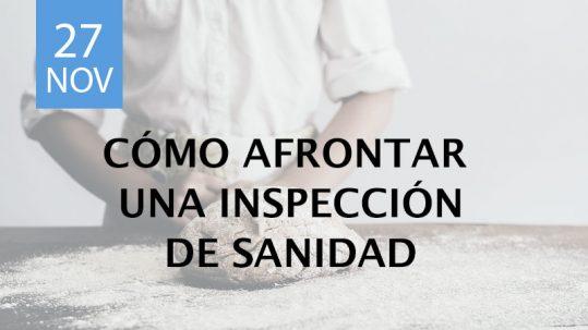 inspección de sanidad
