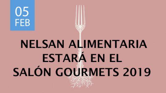 Salón Gourmets 2019